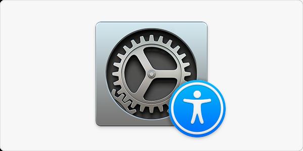 Mac Accessibility Options