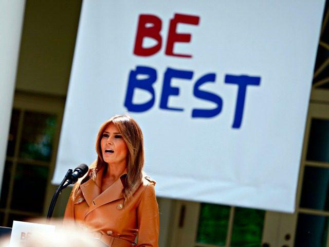 Melania-Trump-BE-BEST