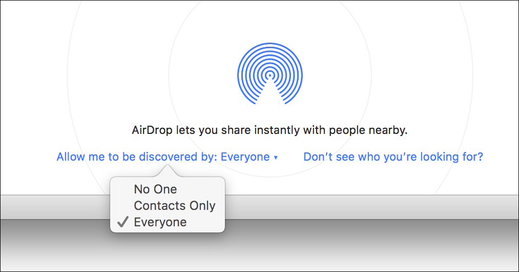 How to Keep AirDrop Secure