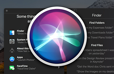 Hey Siri on Mac