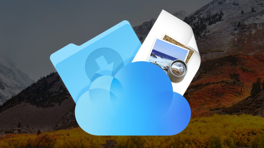 Move Browser Downloads and Mac Screenshots to iCloud Drive