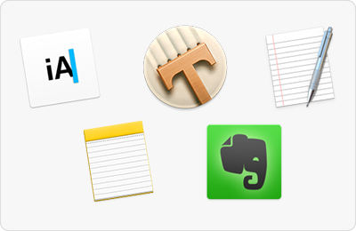 Text Editors for Mac