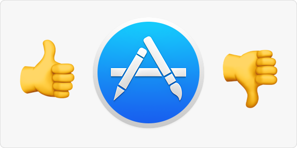 Mac App Store Pros and Cons