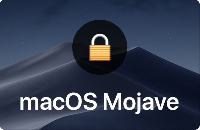 macOS Mojave Security