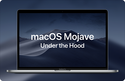 macOS Mojave new features
