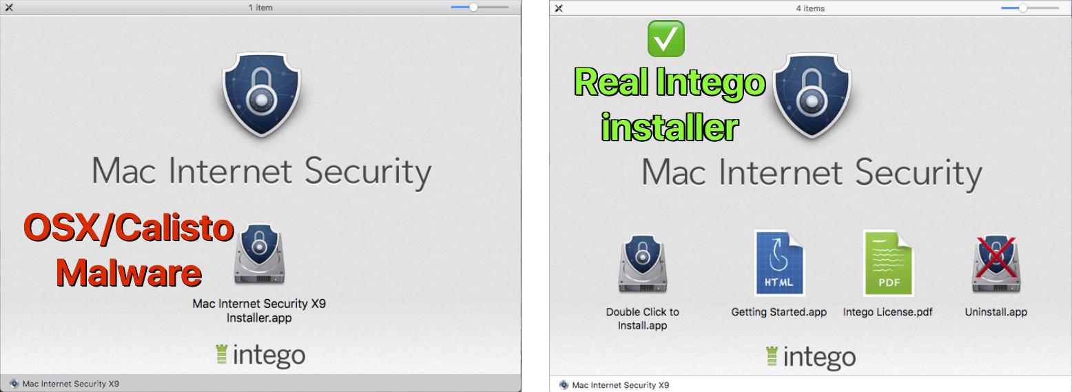 OSX/Calisto Mac malware masquerades as Intego software | The Mac