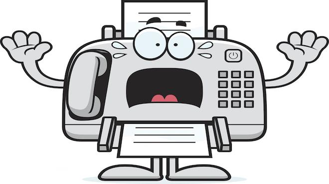HP Fax Machine Flaw Mac Security