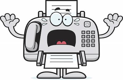 Fax Machine Mac Flaw
