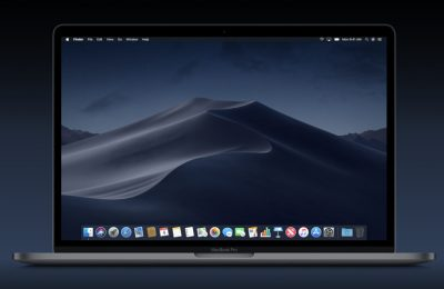 Dark Mode in macOS Mojave