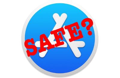 How safe is the Mac App Store? Privacy-violating apps