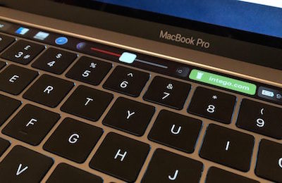Customize MacBook Touch Bar Featured Image