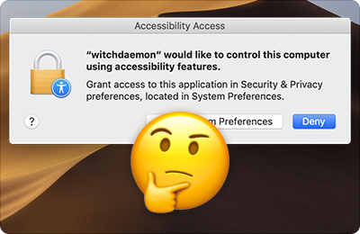 Understanding New macOS Mojave App Security Alerts
