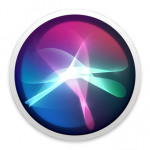 Apple Siri icon (2017)