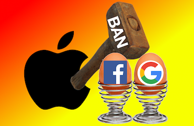 Apple hits Facebook and Google internal developer certificates with ban hammer