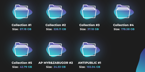 Collection #1 (and #2–5) are the latest massive password
