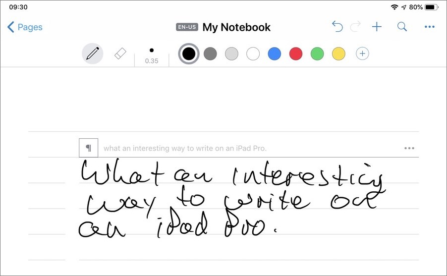 Everything you can do with the Apple Pencil | The Mac Security Blog