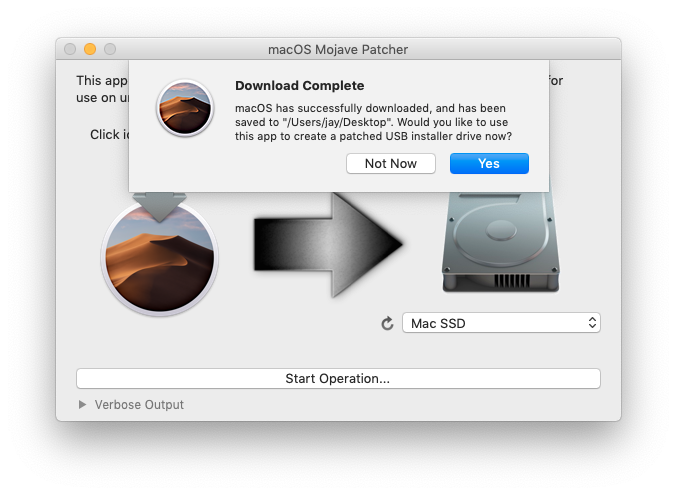 How to keep older Macs secure: a geeky approach (run Mojave