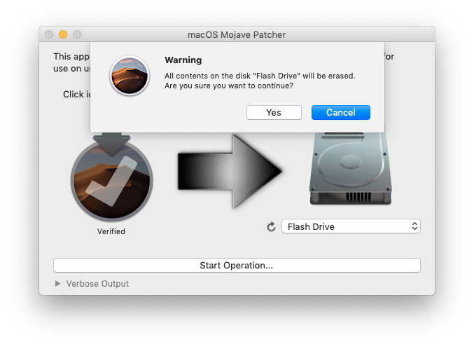How to keep older Macs secure: a geeky approach (run Mojave on