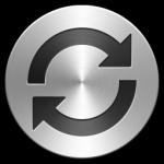 Apple iSync app icon