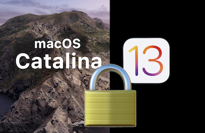 macOS Catalina and iOS 13 Security