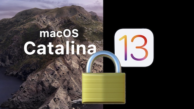New Security and Privacy Features in macOS Catalina and iOS