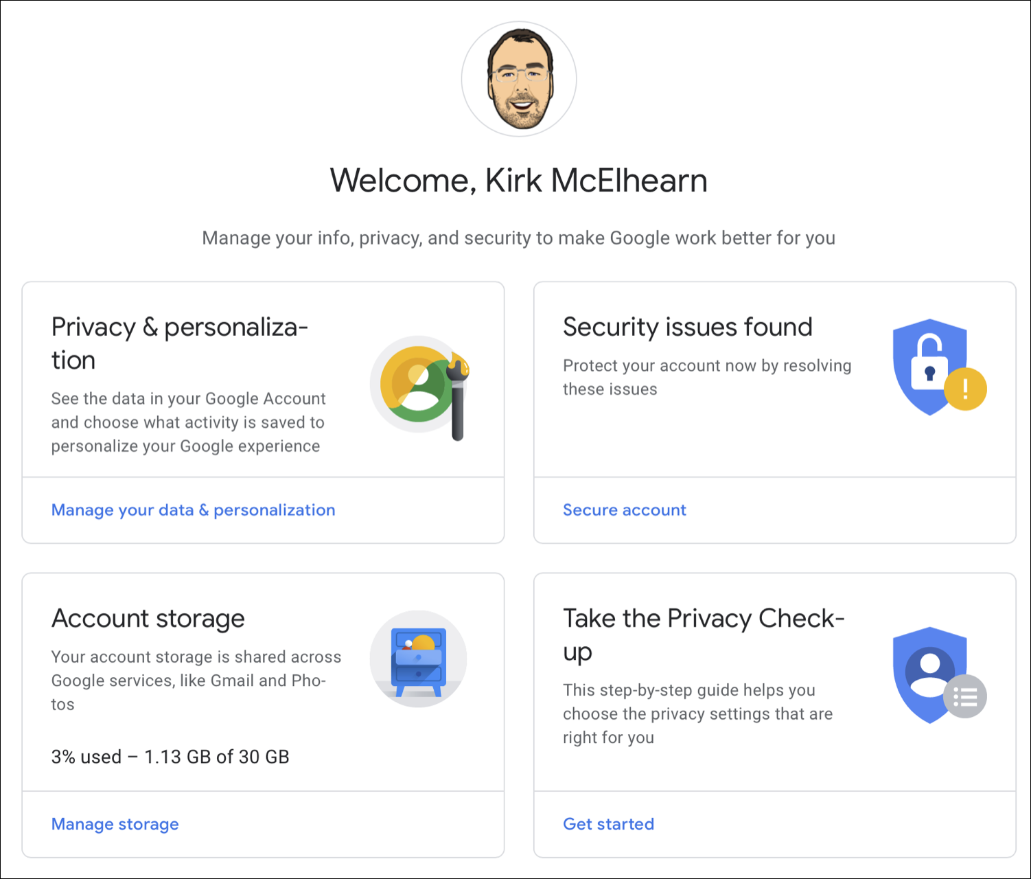 How to Manage Gmail and Google Security and Privacy Settings | The Mac  Security Blog