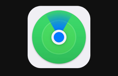 Apple Find My app icon