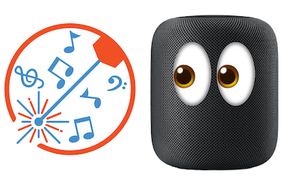 Light Commands attack scares Apple HomePod with emoji eyes