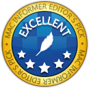 Mac Informer Editor's pick award