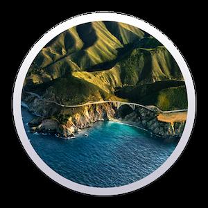 Apple macOS Big Sur official logo