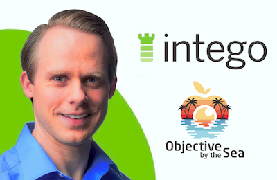 Intego Chief Security Analyst Josh Long speaking at OBTS v4.0