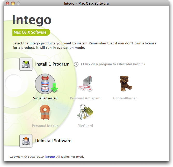 Intego content barrier x6 mac review