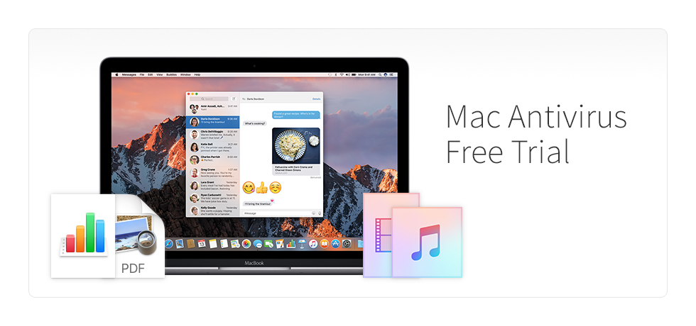 free virus protection for older mac