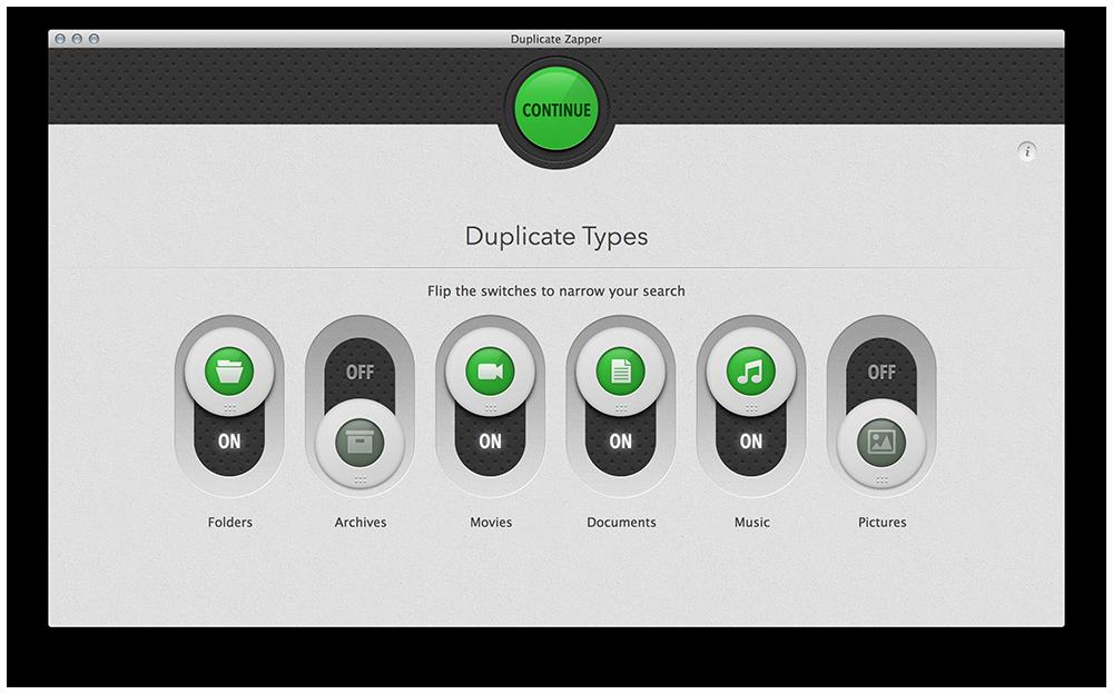 Duplicate Zapper